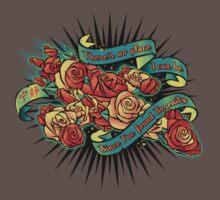 Big Damn Roses Kids Clothes