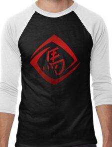 Year of The Horse T-Shirts Cards Prints Men's Baseball ¾ T-Shirt