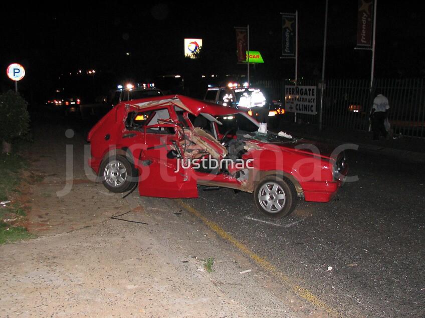 VW Crash by justbmac
