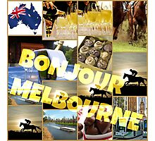 Melbourne cup Photographic Print