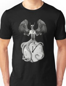 Time and Tentacles Unisex T-Shirt