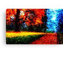 Dream Path Canvas Print