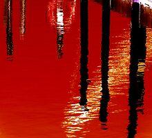 Dark Harbor by SRowe Art