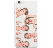 Miley Cyrus - Terry Richardson Photoshoot iPhone Case/Skin