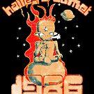 Halley's Comet 1986 by Paul Webster
