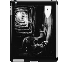 I wonder what he eats... iPad Case/Skin