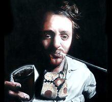James D Lander by Emma Le Strange