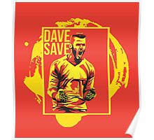 David De Gea Poster