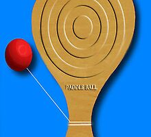 ✿♥‿♥✿A FAVORITE CHILDHOOD MEMORY OF MINE PADDLE BALL TOTALY DESIGNED BY BONITA✿♥‿♥✿ by ✿✿ Bonita ✿✿ ђєℓℓσ