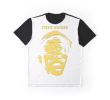 Songs In The key Of Life stevie wonder Tour BDN1 (6) Graphic T-Shirt