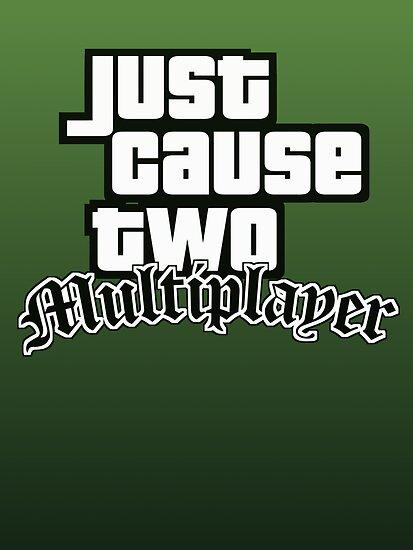 JCMP/GTA San Andreas Logo by dab88