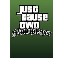 JCMP/GTA San Andreas Logo Photographic Print