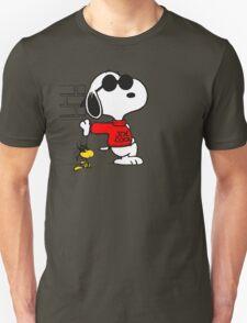 joe cool and woodstock! Unisex T-Shirt
