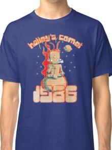 Halley's Comet 1986 - Vintage Classic T-Shirt