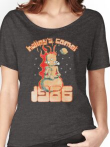 Halley's Comet 1986 - Vintage Women's Relaxed Fit T-Shirt