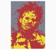 August 18, 1973: Bloodstain Leatherface  by Magnus Sellergren
