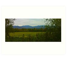 Vermont Scenes  Art Print