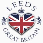 I Love Leeds by FlagCity