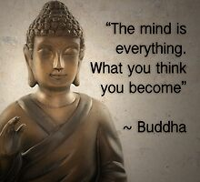 Enlightened Buddha Quote by CptnLucky