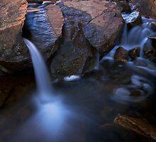 small water fall, bottom of lesuredie falls by Elliot62