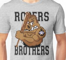 baseball usa by rogers brothers Unisex T-Shirt
