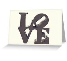 Fabulous Creamy Java Love Greeting Card