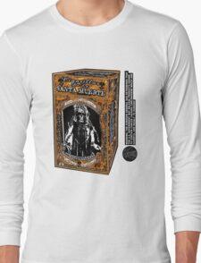 La Santa Muerte Golden Lights Long Sleeve T-Shirt