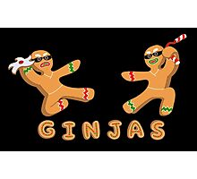 Ginjas  Photographic Print