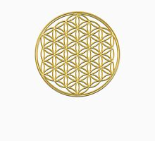 Flower of life, sacred geometry, energizing & purification Unisex T-Shirt