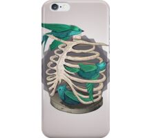 Ribcage iPhone Case/Skin