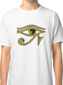 EYE OF HORUS - Protection Amulet Classic T-Shirt