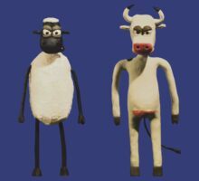 Animal Instincts - Sheep and Cow #2 by GooRoo Animation