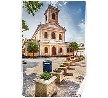 Our Lady of Carmel Church, Macau Poster