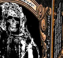 La Santa Muerte Regular Sticker