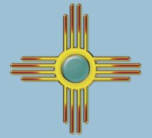 Zia Sun - Zia Pueblo - New Mexico Kids Clothes