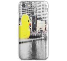 duck in Sydney Harbour iPhone Case/Skin