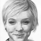 Carey Mulligan by Karen Townsend