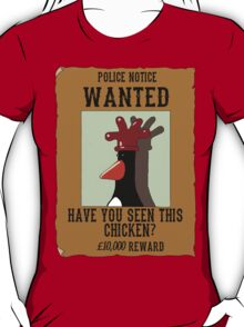 Feathers McGraw T-Shirt