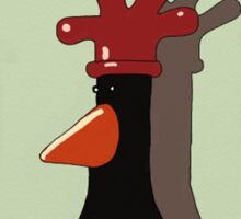 Feathers McGraw Sticker