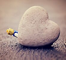 Lego Man Love by CptnLucky