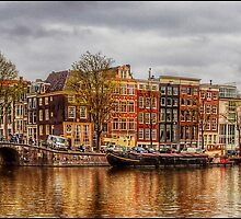 Amstel River by Robyn Carter
