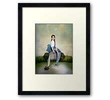 Loreley Framed Print
