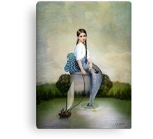 Loreley Canvas Print