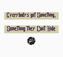 Everybodys got Something, Something they cant Hide - Rudiemental (Andy C Remix) by kirsten-designs