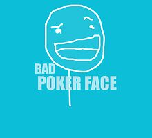 Poker Face by GuyKitchener