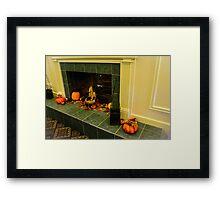 Celebrating Fall Framed Print