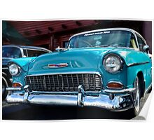 The Classic 55 Chevy   (Please view Large) Poster
