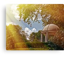 A Quite Moment in Time Canvas Print