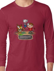 Collection Complete - Animal Crossing Long Sleeve T-Shirt