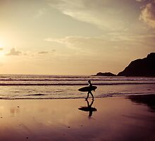 The surfer by ramosnuno